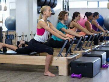 Polestar Pilates Reformer