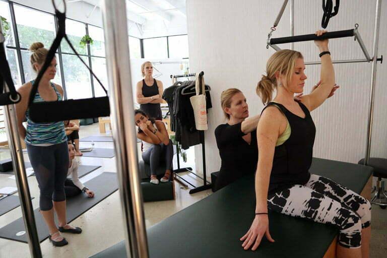 Polestar Pilates Advanced Rehab Program