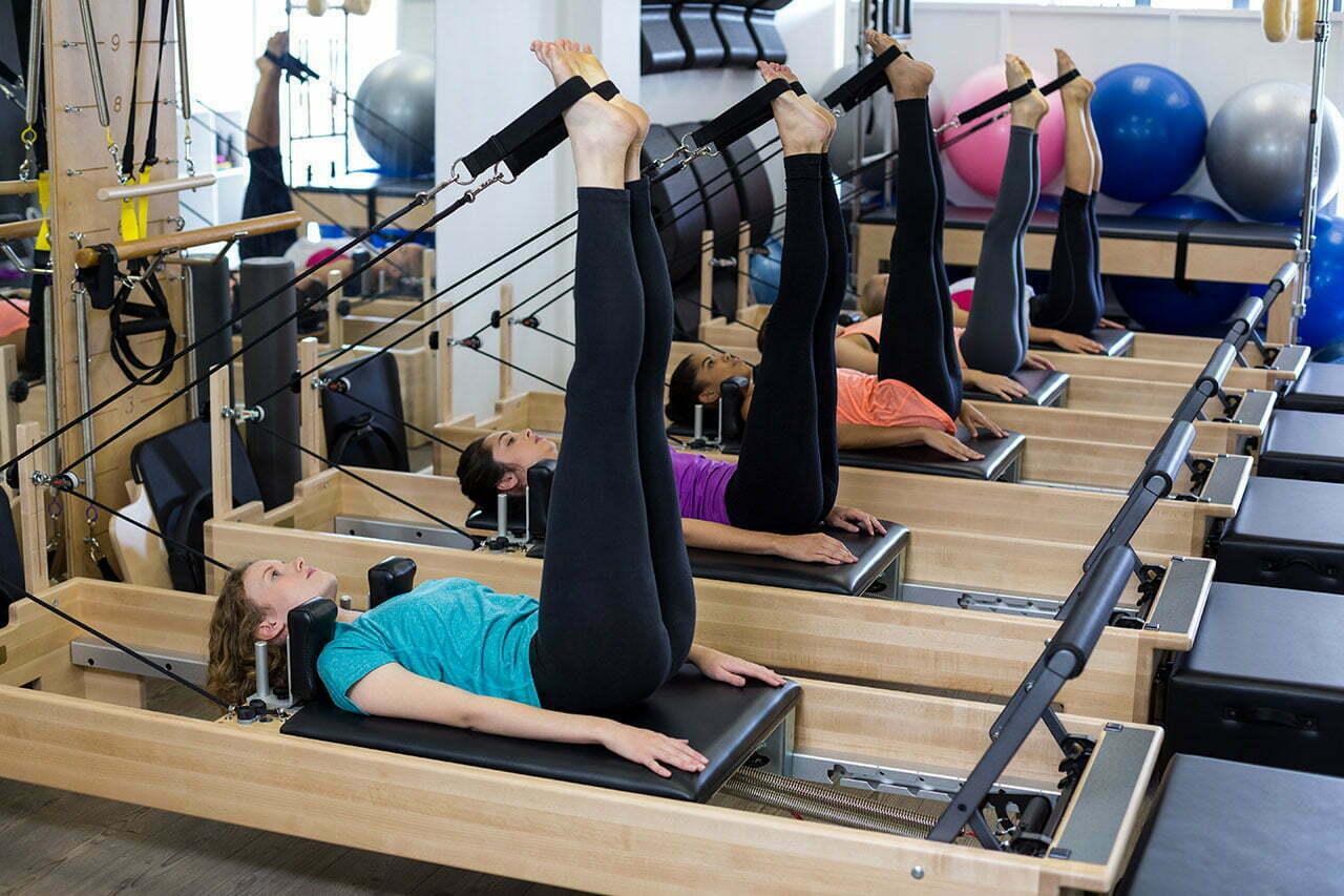 curso de polestar pilates reformer