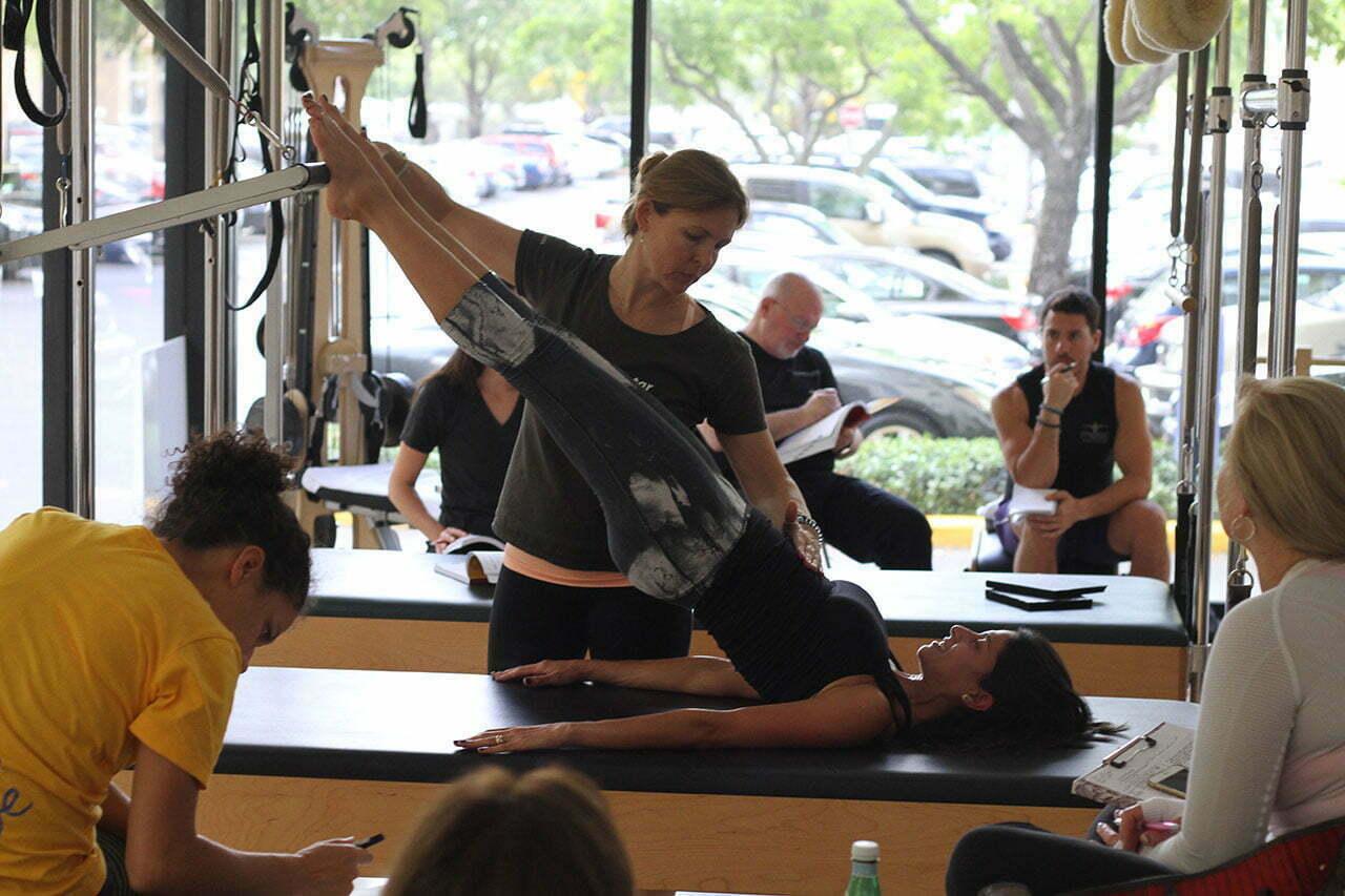Polestar Pilates Advanced Studio Program