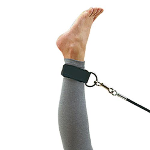 Alça ajustável para tornozelo