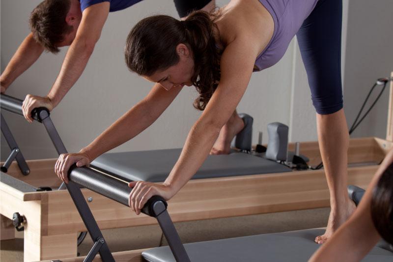 Curso de Pilates em Equipamentos
