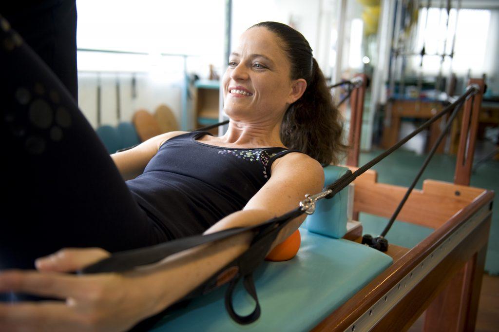 Quando é que o Pilates começa respirar em terras brasileiras?