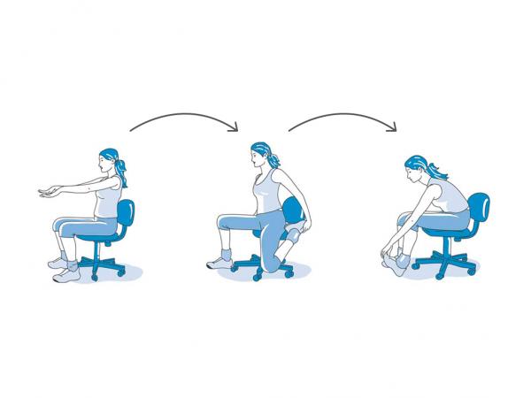 8 exercícios de alongamento para fazer no trabalho