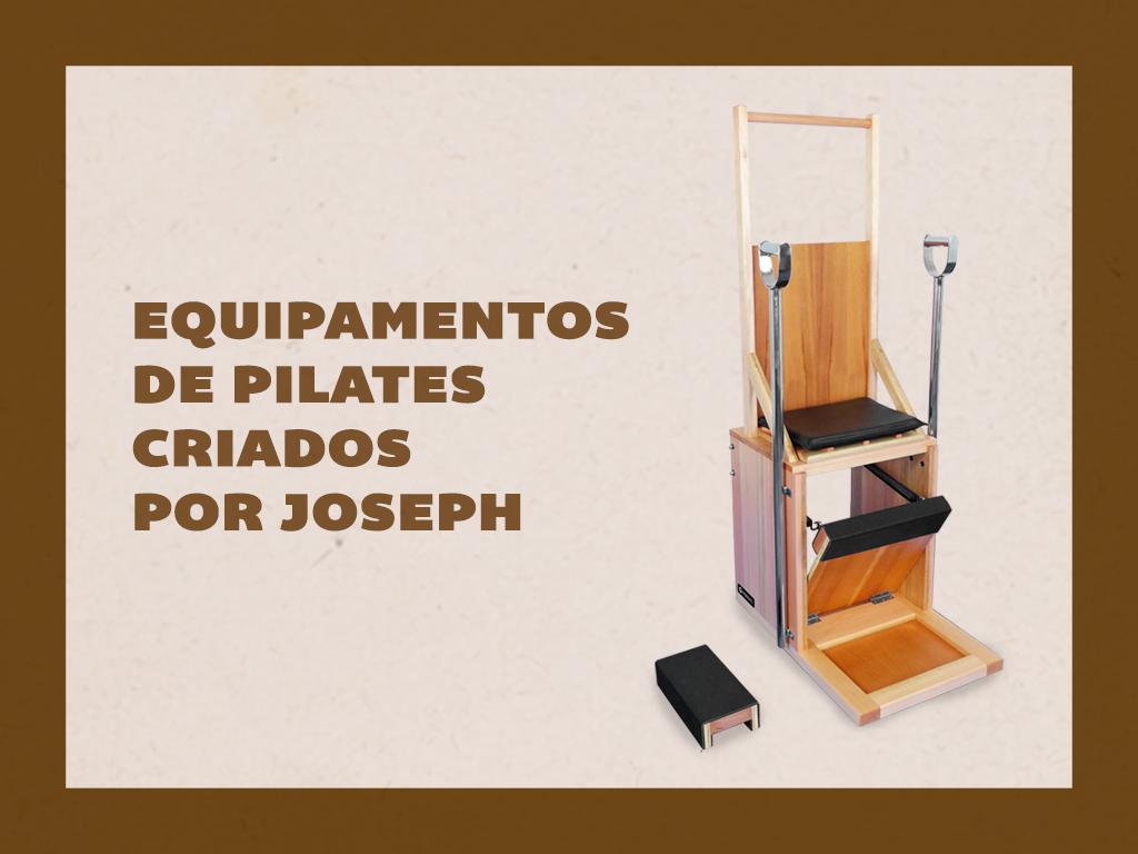 Equipamentos de Pilates criados por Joseph