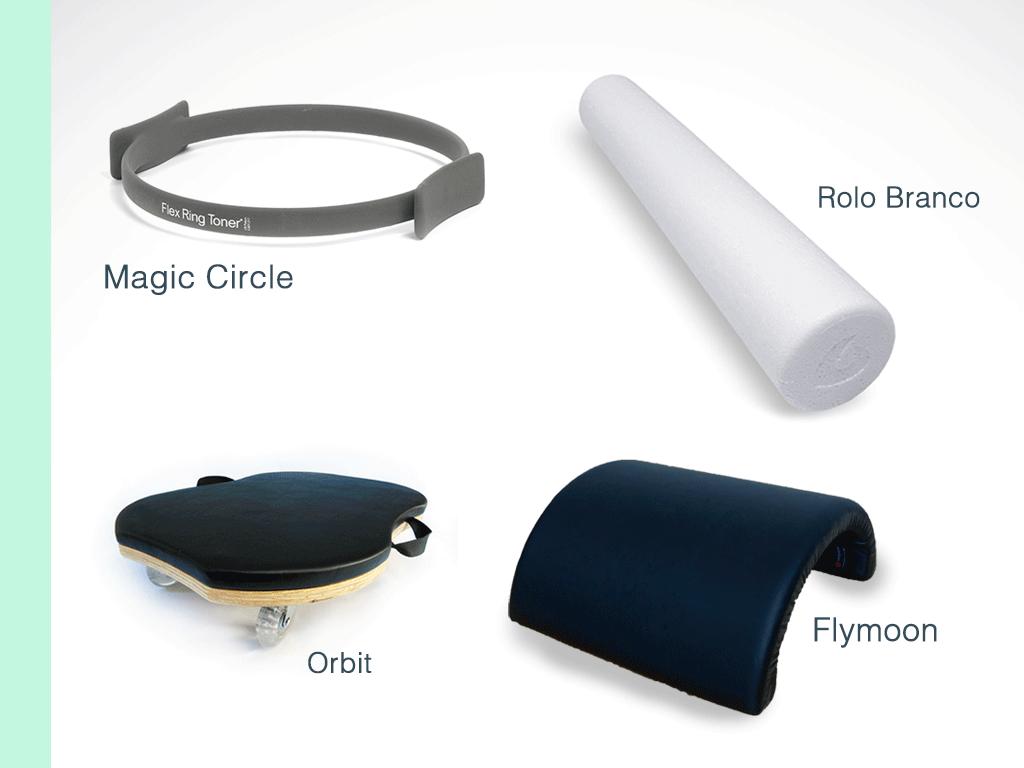 7ff98559a Acessórios indispensáveis no ambiente do Pilates - Physio Pilates