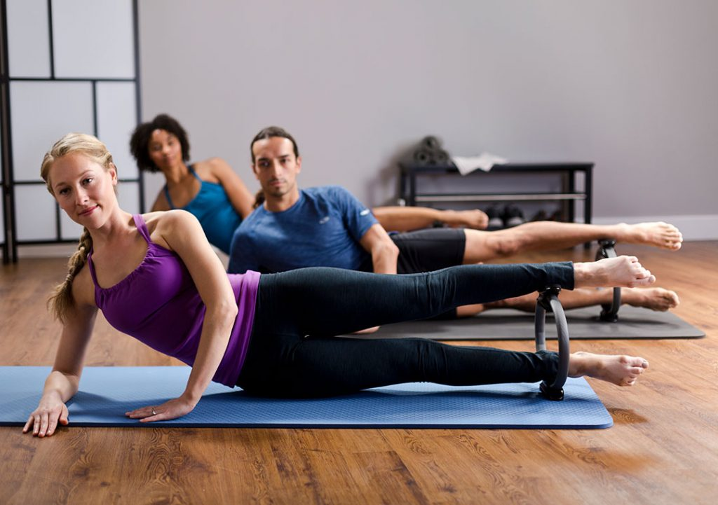 Acessórios indispensáveis no ambiente do Pilates