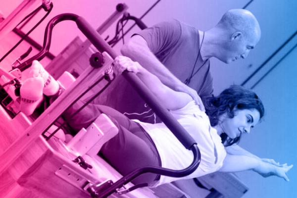 omo se tornar um excelente instrutor de Pilates