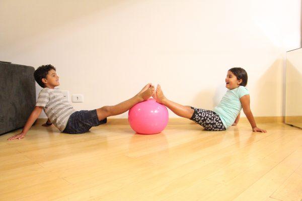 Criança pode praticar pilates?