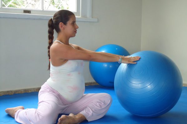 Pilates e gravidez
