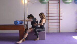 exercício para grávidas