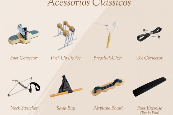 Acessórios de Pilates Classico - Classic Line