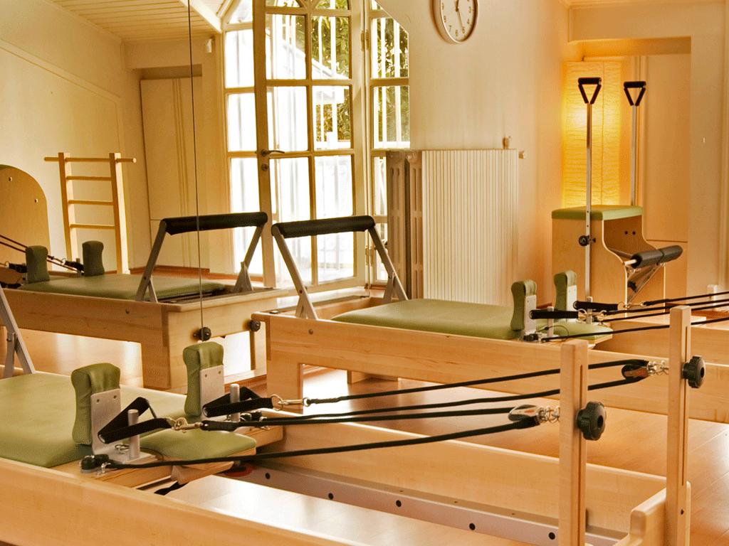 Equipamentos para seu Studio de Pilates