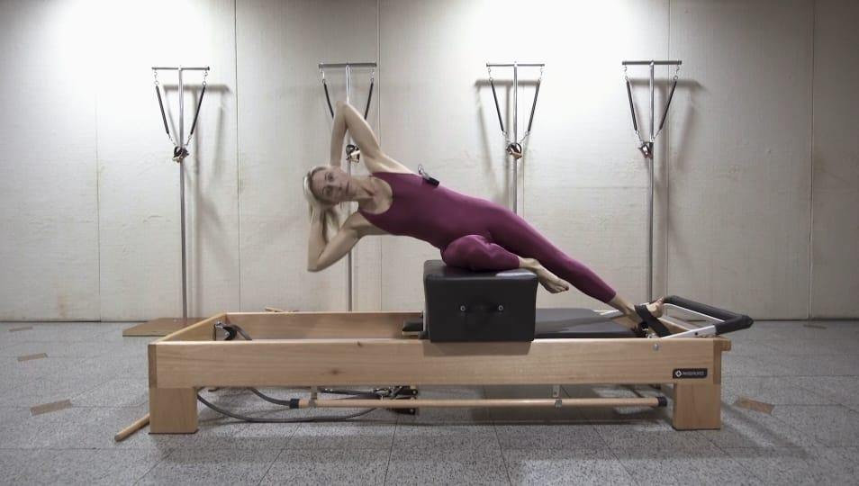 Exercício para fortalecer as laterais do corpo