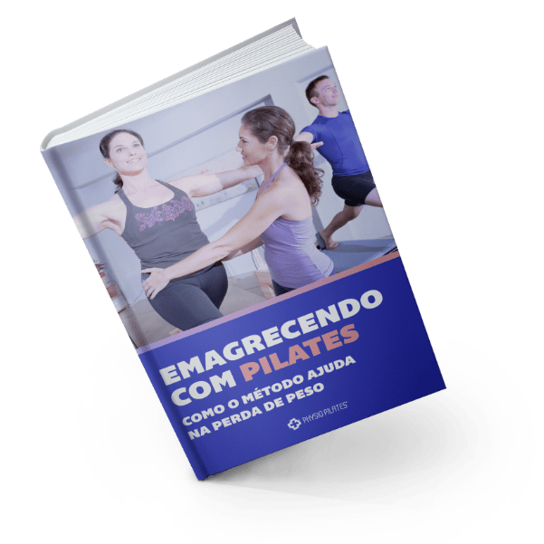Ebook - Emagrecendo com Pilates