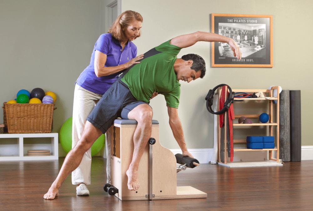 Como você escolhe seu instrutor de pilates