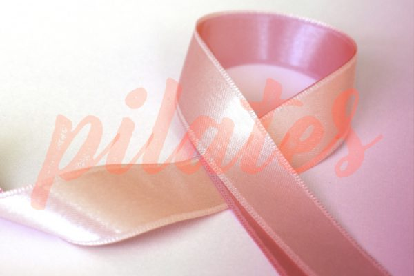 Trabalhando Pilates com pesssoas com cancer de mama