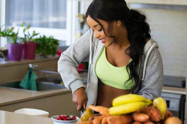 Pilates e Alimentação
