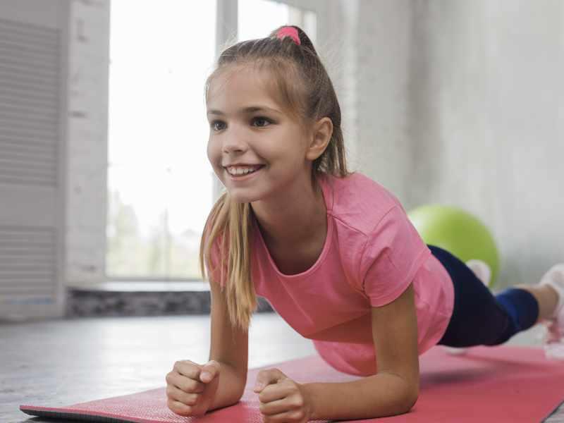Problemas Posturais na Infância e na Adolescência