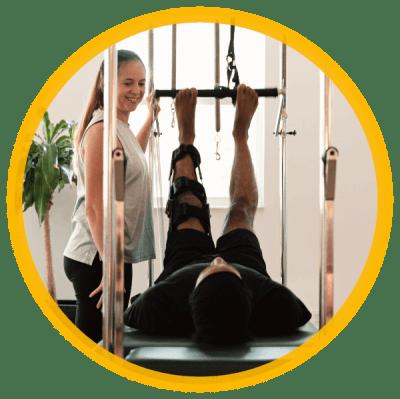 Polestar Pilates Rehab