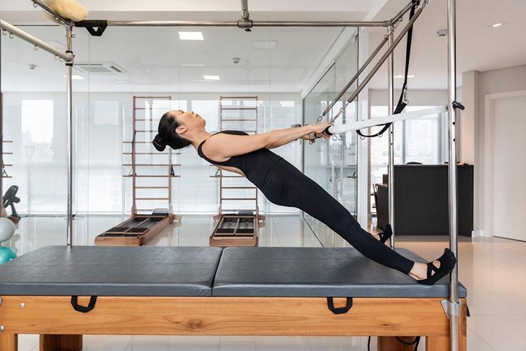 Cláudia Muraguti, sobre reabertura dos estúdios de Pilates