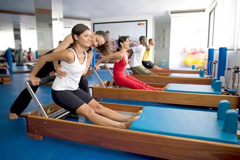 Pilates melhora qualidade de vida das pessoas