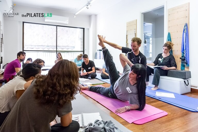 Workshop de Pilates por Andreas Wellhöfer