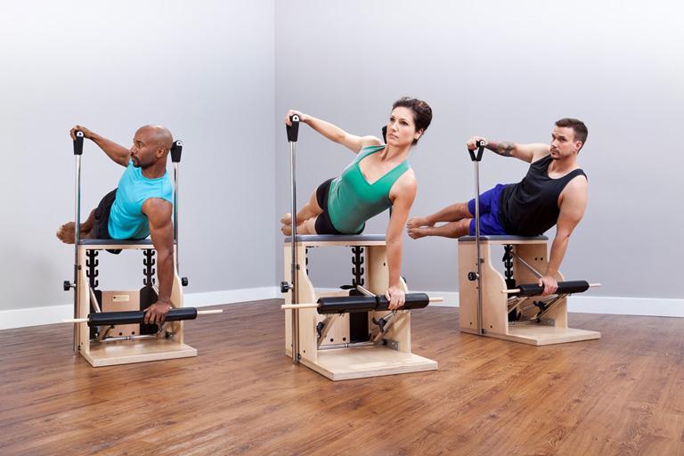 Como montar um estúdio de Pilates com Chair