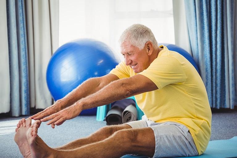 Pilates para idosos é melhor opção