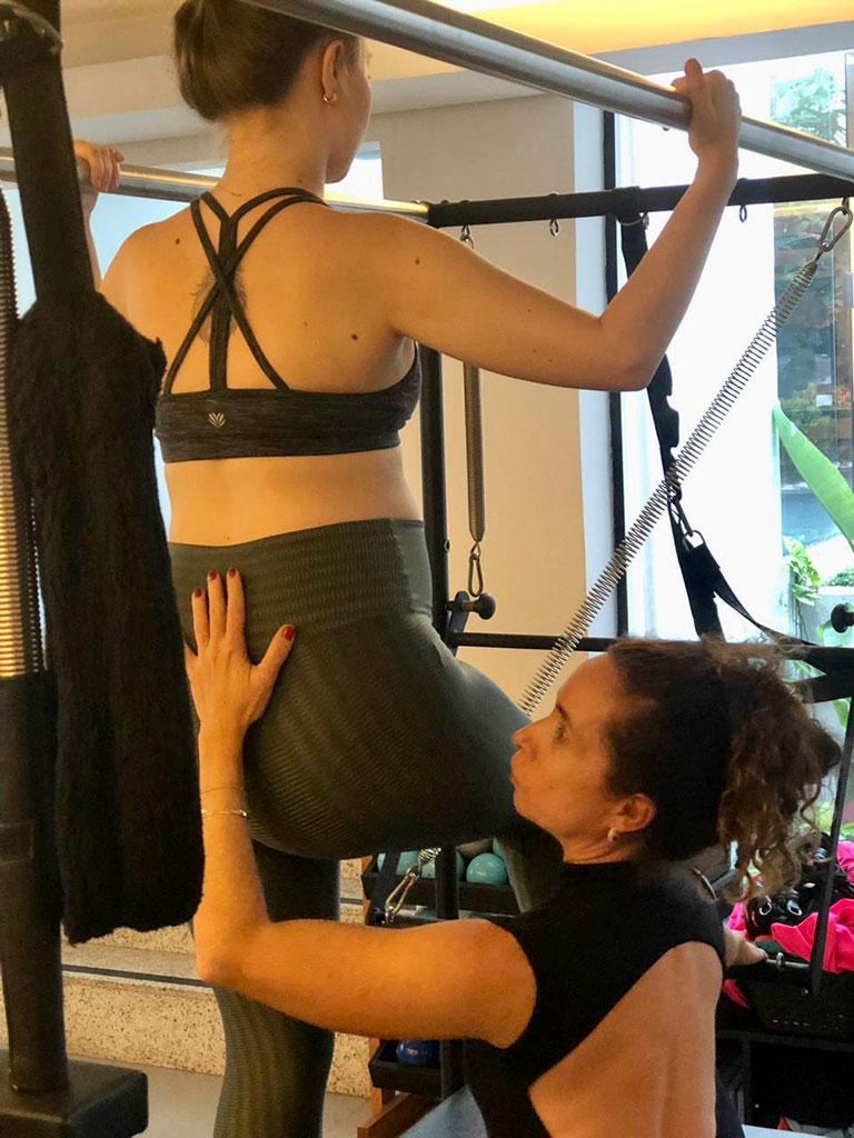 Pilates para gestante requer orientação especializada