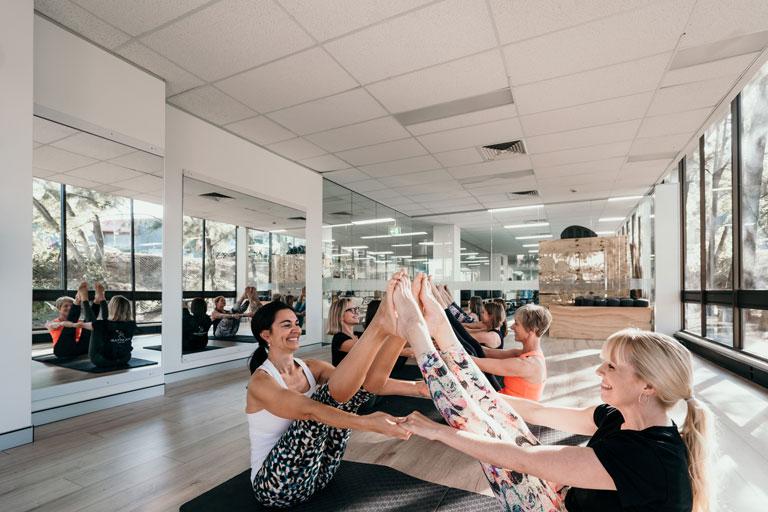 Adote os óleos essenciais para estúdio de Pilates