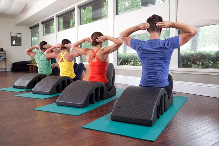 Óleos essenciais para estúdio de Pilates