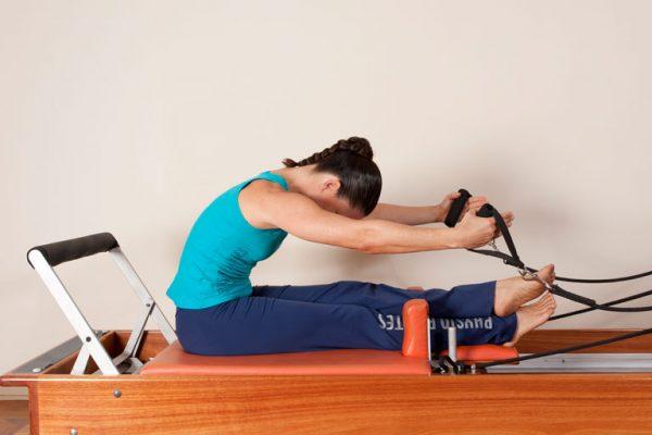 Pilates auxilia no ganho de condicionamento físico