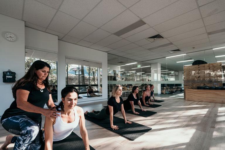 Invista para fidelizar alunos do studio de Pilates