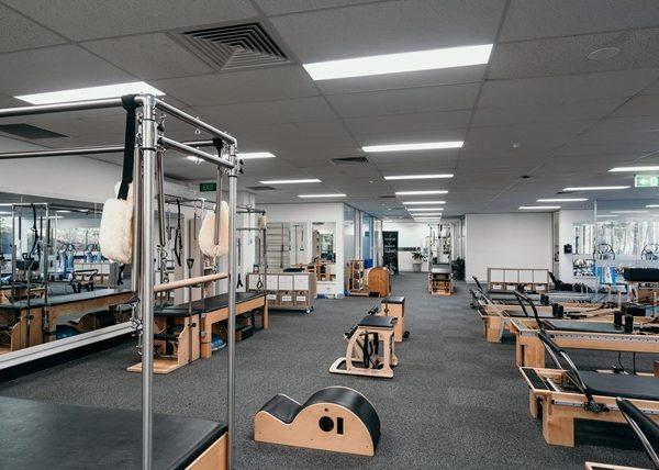 Studio de Pilates / Arquivo Physio Pilates