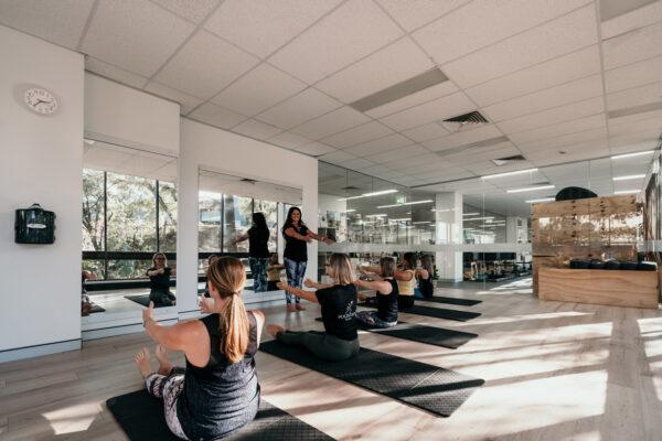 Como montar uma aula de Pilates