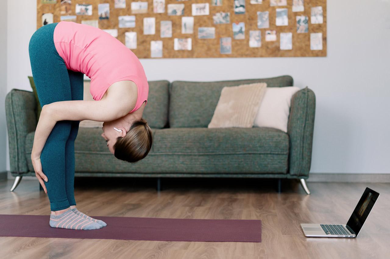 Saiba porque aula de Pilates online dá resultado