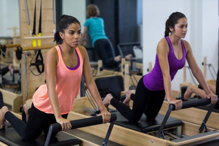 Como aumentar o alcance do studio de Pilates