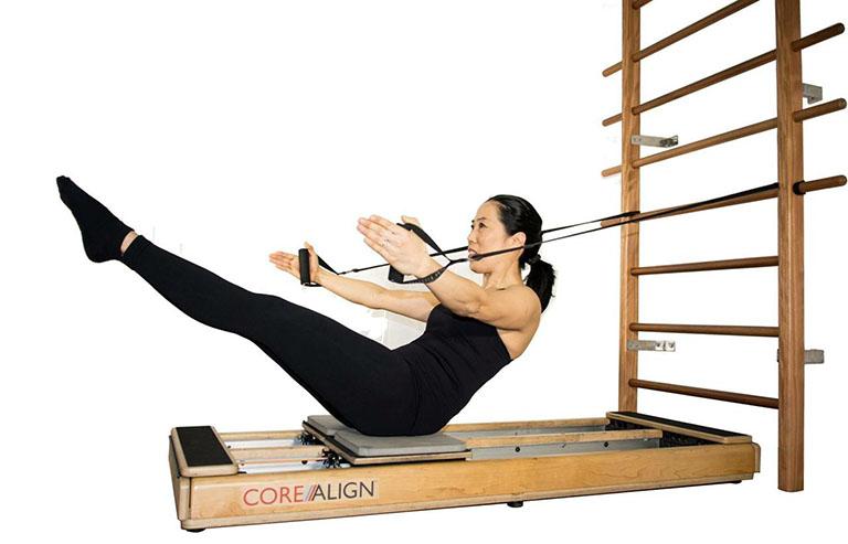 CoreAlign melhora condicionamento físico