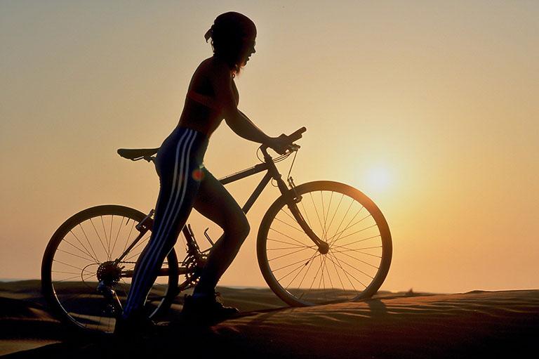 Saiba como melhorar desempenho no ciclismo com Pilates