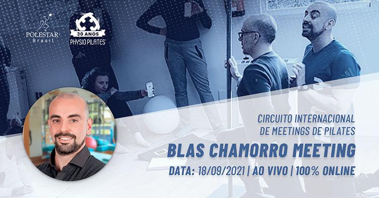 Blas Chamorro Meeting