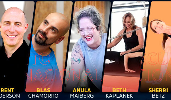 circuito internacional online de pilates