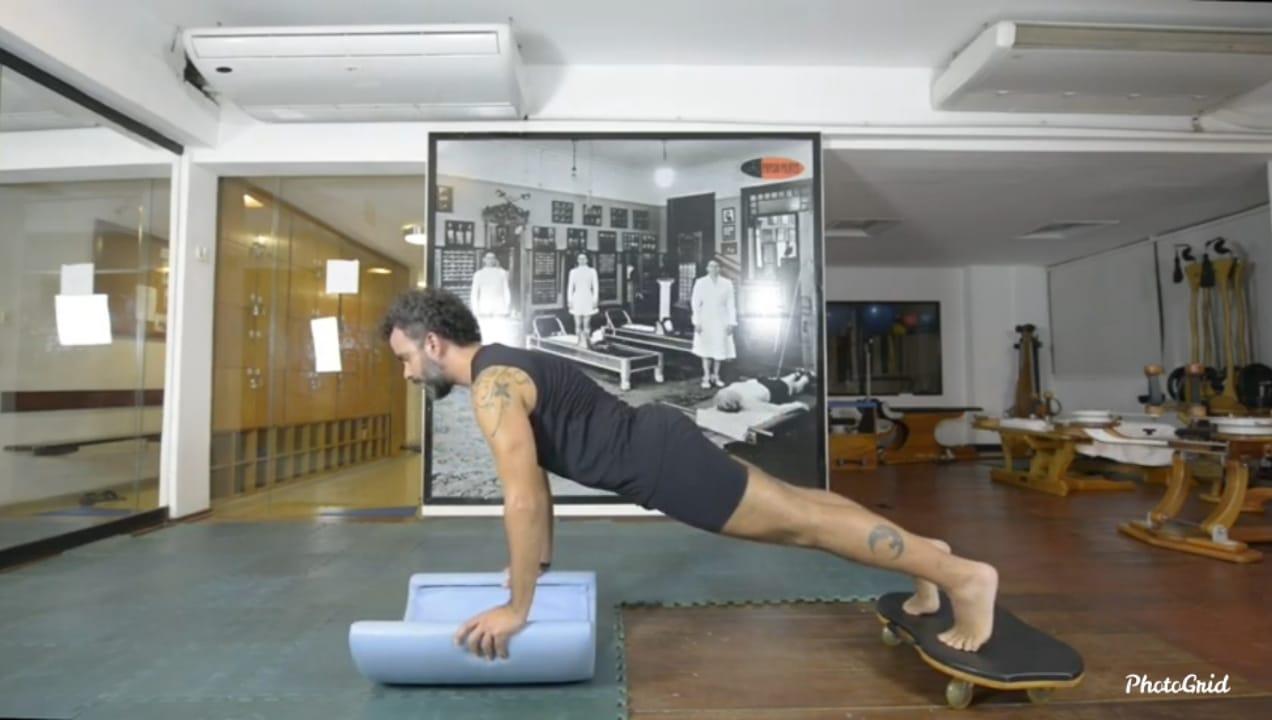 Exercícios em superfícies instáveis com Rafael Spíndola